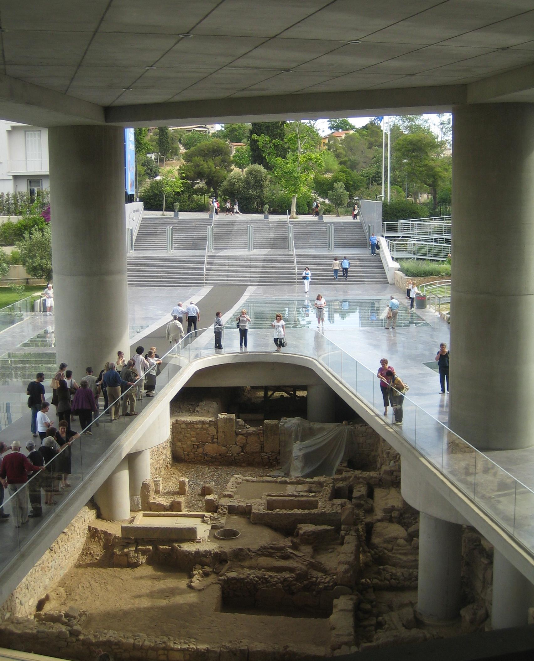 Acropolis Museum - GTP